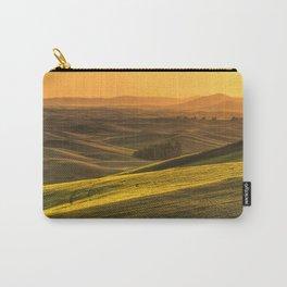 Golden Grains Carry-All Pouch