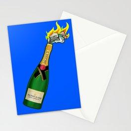 Capitalist Molotov Stationery Cards