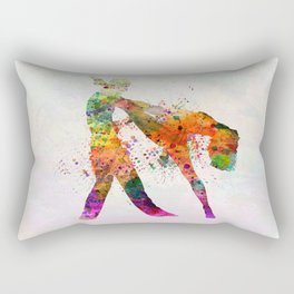 dancing queen 3 Rectangular Pillow