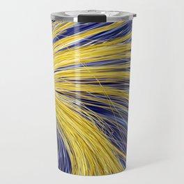 Light Burst's - Golden Light 1 Travel Mug