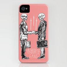 TROUBLE SHAKE Slim Case iPhone (4, 4s)