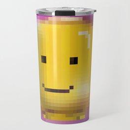 Pixel Illuminati Travel Mug