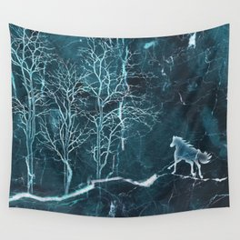 Marble Scenery Wall Tapestry