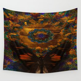 Majestic Butterfly Wall Tapestry