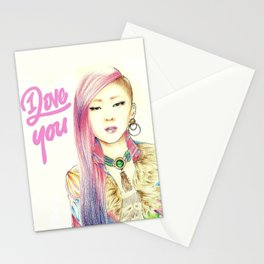 I Love You Everyday Stationery Cards