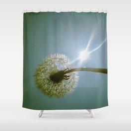 Make a wish! Shower Curtain