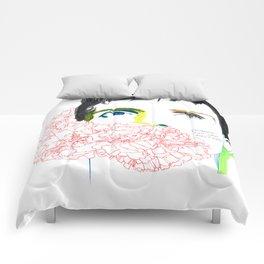 ian curtis Comforters
