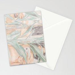 Flora & Reflection Selfie. Stationery Cards