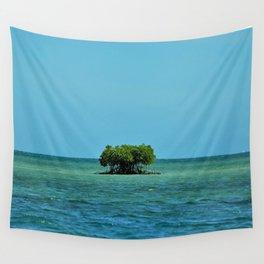 Tree Island Wall Tapestry