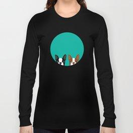 Boston Terriers Long Sleeve T-shirt