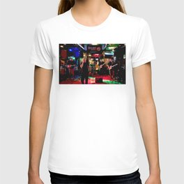 A night with Squad5 T-shirt