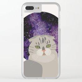 Romeo Clear iPhone Case