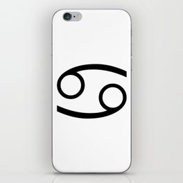 Cancer iPhone Skin