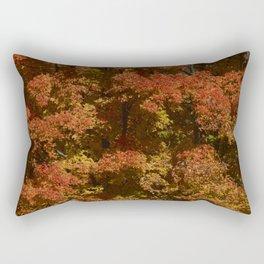 Autumn in Canada Rectangular Pillow