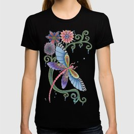 Jewelled Dragonfly T-shirt