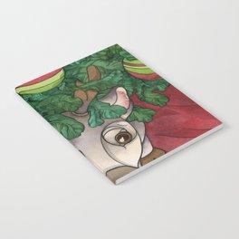 Baby Reindeer Notebook