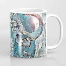 Turquoise Buffalo Coffee Mug