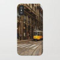 milan iPhone & iPod Cases featuring Milan by Fotografie di Gianluca Testa