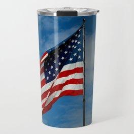 Americana in Alabama Travel Mug