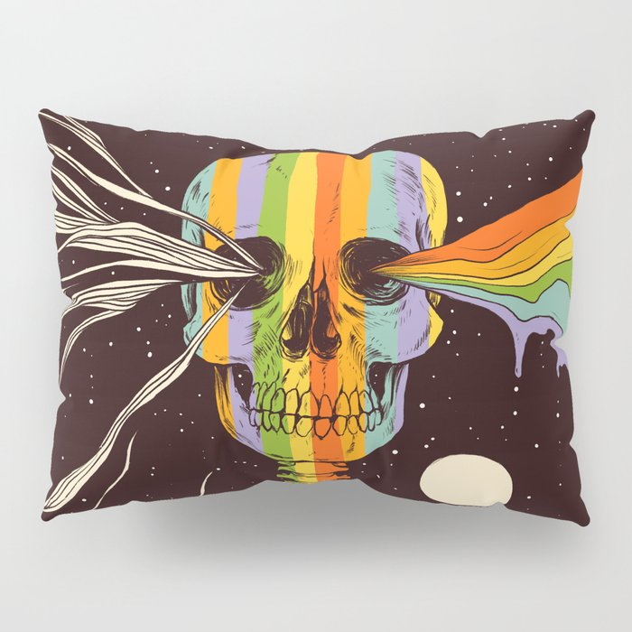 Dark Side of Existence Pillow Sham