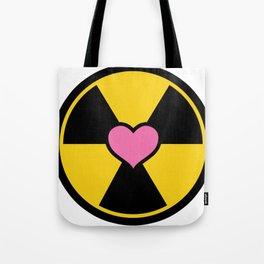 Holtzmann Nuclear Logo Tote Bag