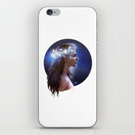 Stars eternal iPhone Skin