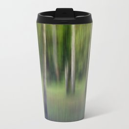 flickering birches Travel Mug