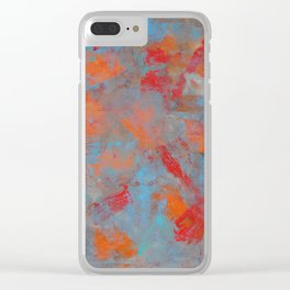 Brighter than sunshine Clear iPhone Case