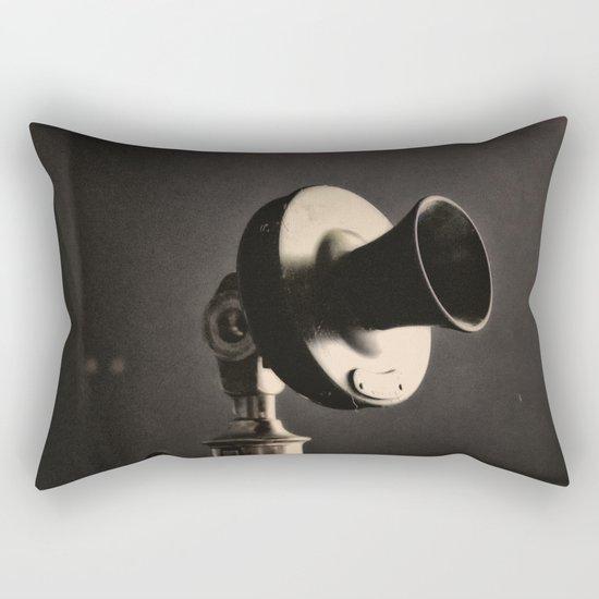 Call Waiting Rectangular Pillow