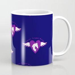 Mini Mini Angel Eyes: A mini horses dream to be rescued by this organization Coffee Mug