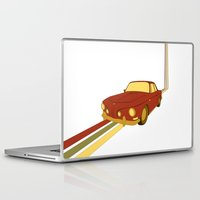 70s Laptop & iPad Skins featuring 70s by Maestral
