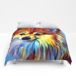 Pomeranian Comforters