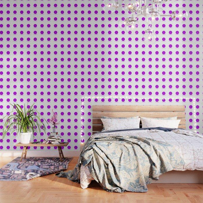 Vivid Mulberry Wallpaper