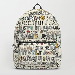 positively awesome Backpack