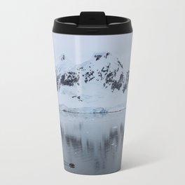Paradise Harbor, Antarctica Travel Mug