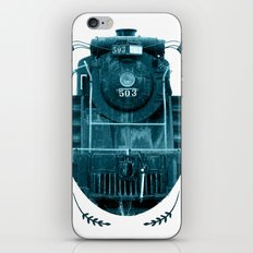 Train 2 iPhone & iPod Skin