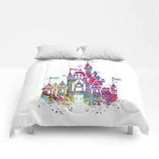 Princess Castle Comforters