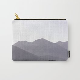 Rocky Mountain Sunset - Colorado Nature Photography Carry-All Pouch