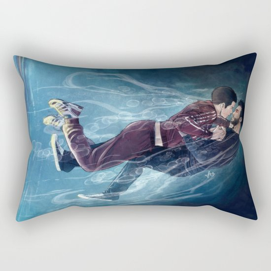 Underwater Rectangular Pillow