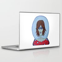 glass Laptop & iPad Skins featuring Glass by BNK Design