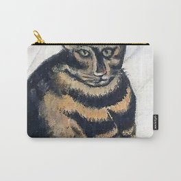 The Tiger Cat Carry-All Pouch