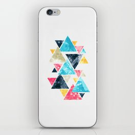 Triscape iPhone Skin