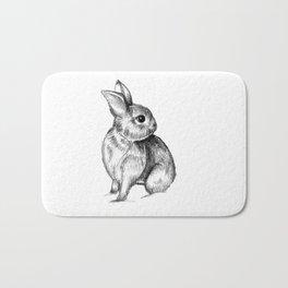 Bunny #4 Bath Mat