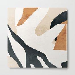 Abstract Art 62 Metal Print