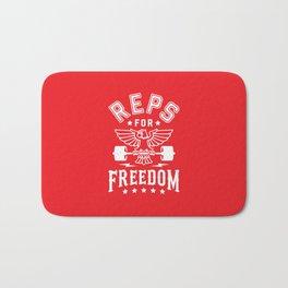 Reps For Freedom v2 Bath Mat