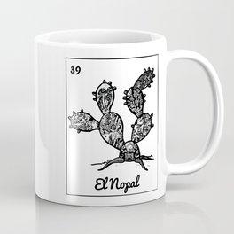 39. El Nopal Coffee Mug