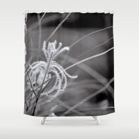 knight Shower Curtains featuring Knight by Reimerpics