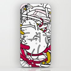 Anatomy Party iPhone & iPod Skin