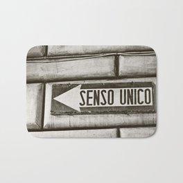 Senso Unico - One Way Bath Mat