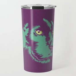 Panther Alt Travel Mug